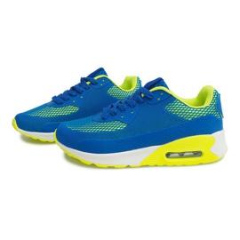 DN3-8 Royal scarpe da corsa sportive blu 2