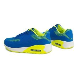 DN3-8 Royal scarpe da corsa sportive blu 3