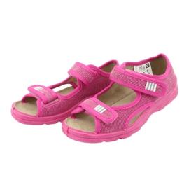 Scarpe per bambini Befado 113X009 rosa 5