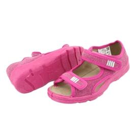 Scarpe per bambini Befado 113X009 rosa 7