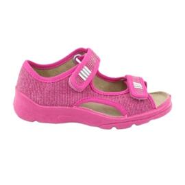 Scarpe per bambini Befado 113X009 rosa 1