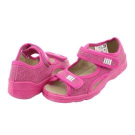 Scarpe per bambini Befado 113X009 rosa 6
