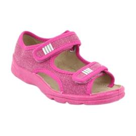 Scarpe per bambini Befado 113X009 rosa 2