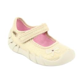 Scarpe per bambini Befado 109P152 giallo 3