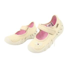Scarpe per bambini Befado 109P152 giallo 5