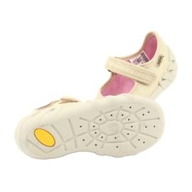 Scarpe per bambini Befado 109P152 giallo 7