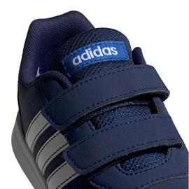 Scarpe Adidas Vs Switch 2 Cf Jr EG5139 2