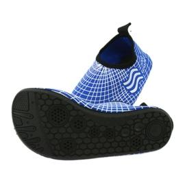 Stivali al neopron ad acqua ProWater blu 4