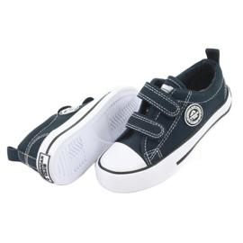 American Club Sneaker American Velcro American Navy LH35 marina 4