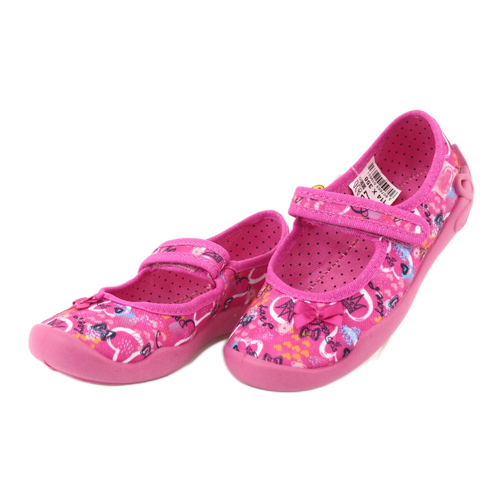 miniatura 4 - Scarpe per bambini Befado 114X358 rosa multicolore
