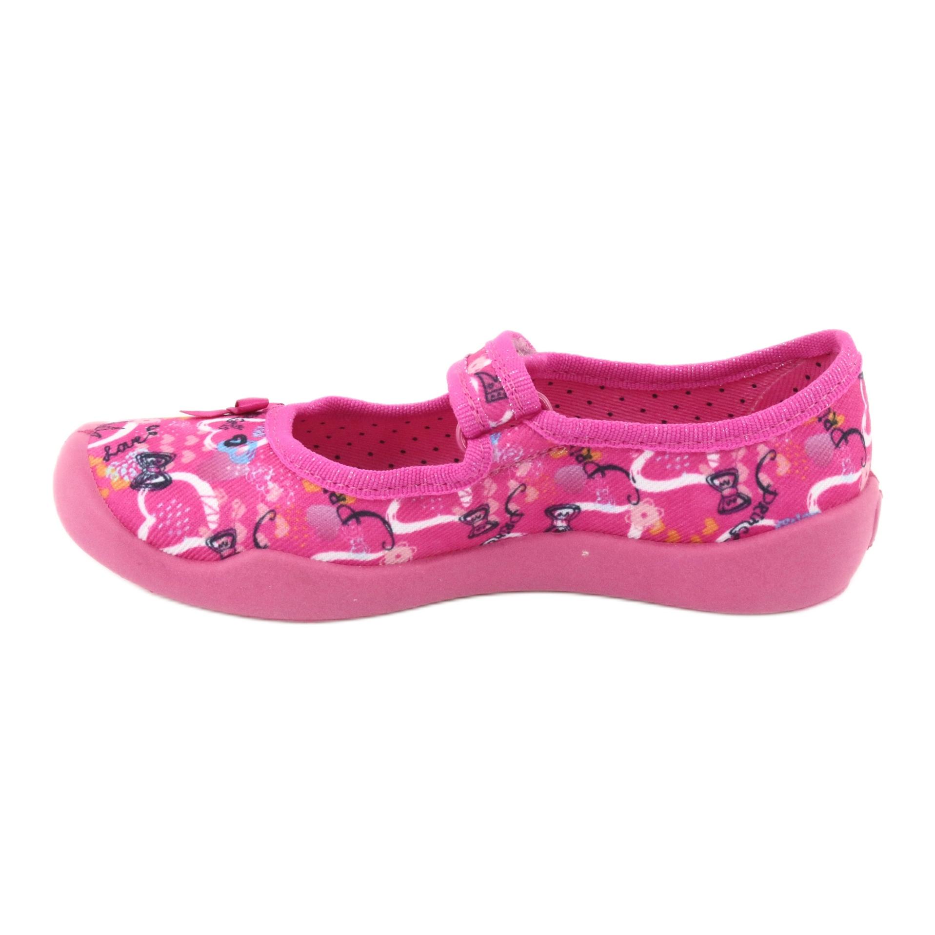 miniatura 3 - Scarpe per bambini Befado 114X358 rosa multicolore
