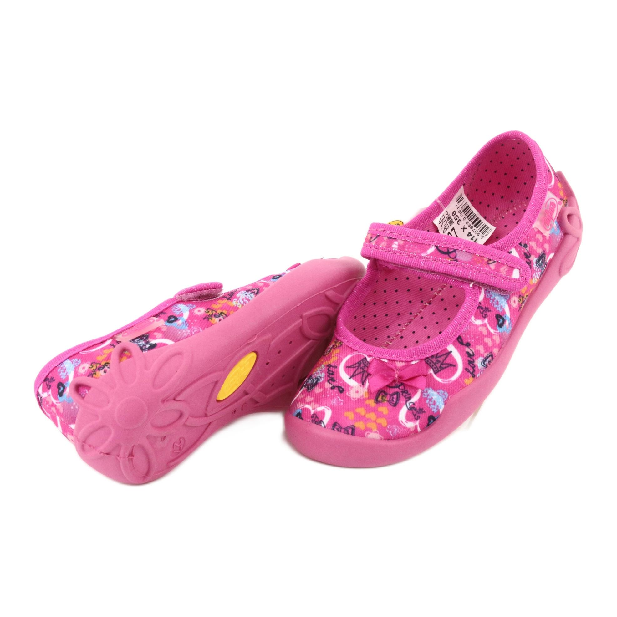 miniatura 5 - Scarpe per bambini Befado 114X358 rosa multicolore