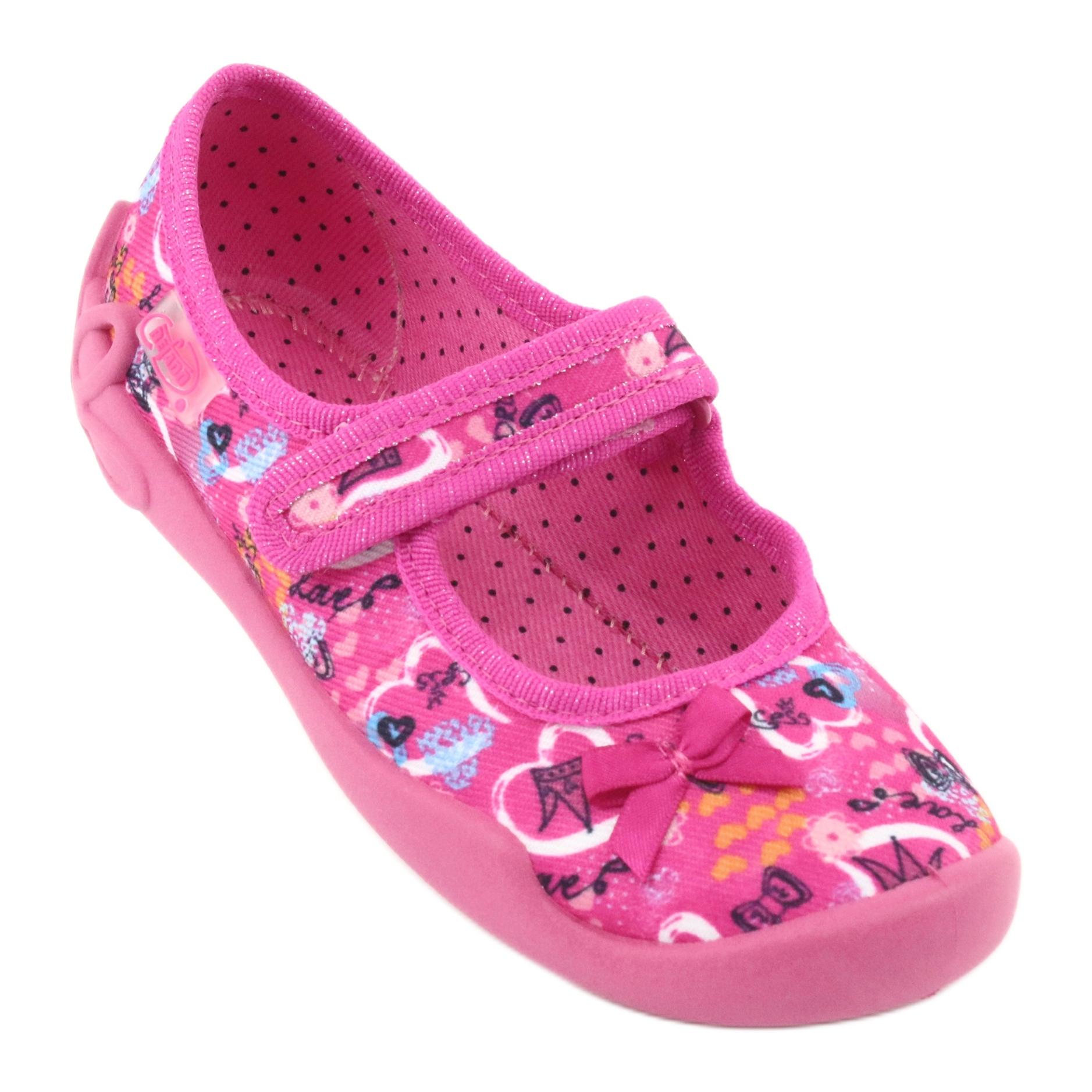 miniatura 2 - Scarpe per bambini Befado 114X358 rosa multicolore