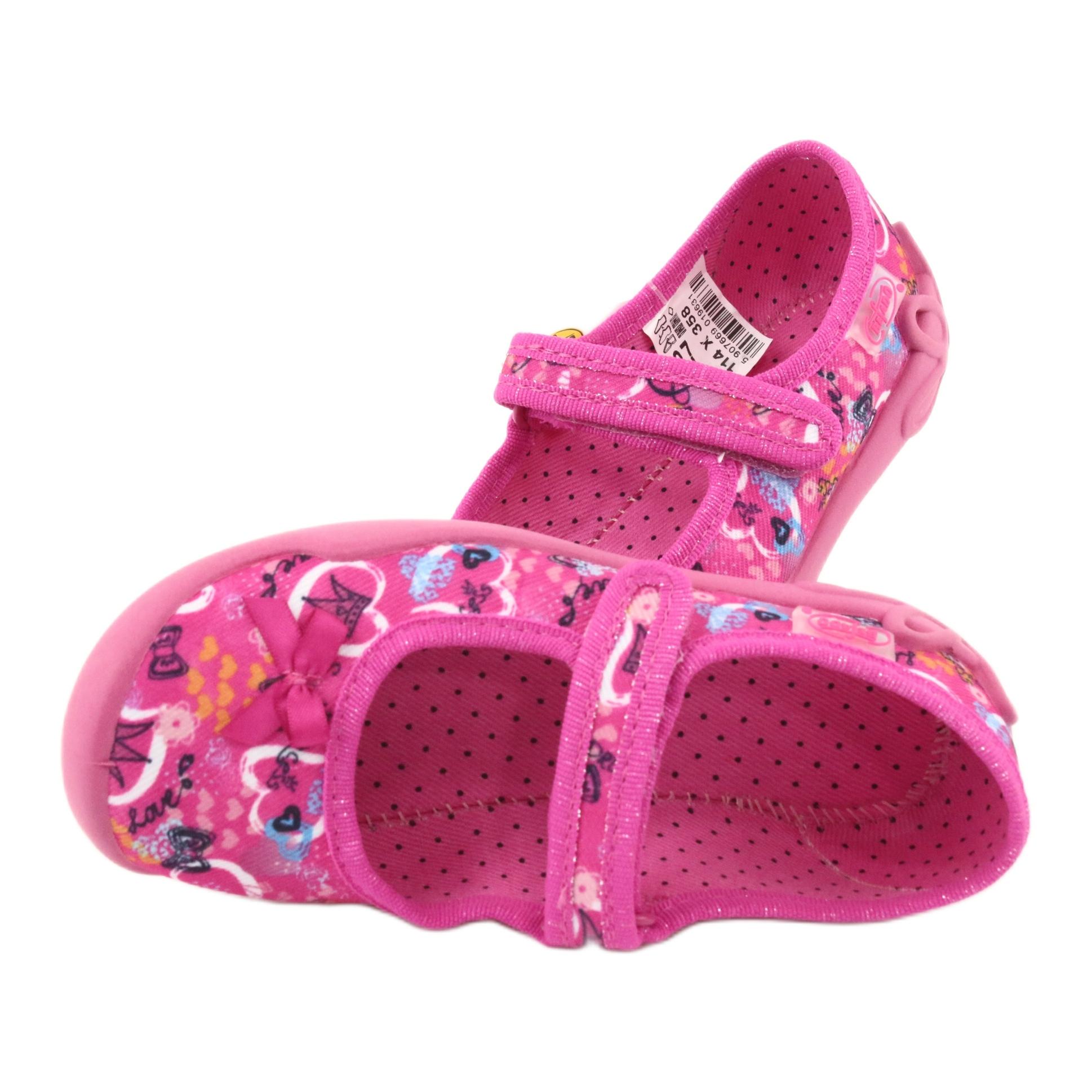 miniatura 6 - Scarpe per bambini Befado 114X358 rosa multicolore