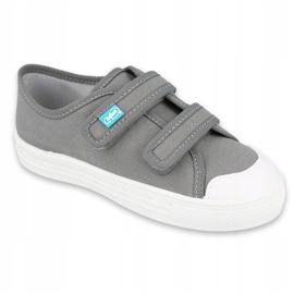Scarpe per bambini Befado 440X014 grigio 1