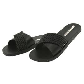 Pantofole donna Ipanema 26400 nere nero 3