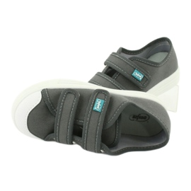 Scarpe per bambini Befado 440X014 grigio 5