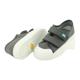 Scarpe per bambini Befado 440X014 grigio 4