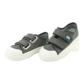 Scarpe per bambini Befado 440X014 grigio 3
