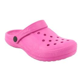 Scarpe per bambini Befado rosa 159Y001 2