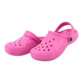 Scarpe per bambini Befado rosa 159Y001 4