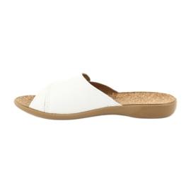 Le scarpe Befado da donna possono 265D002 bianco 2