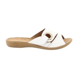 Le scarpe Befado da donna possono 265D002 bianco 1