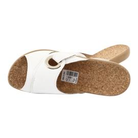 Le scarpe Befado da donna possono 265D002 bianco 5
