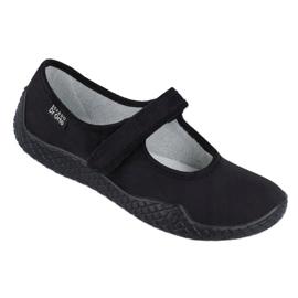 Befado scarpe da donna pu - giovane 197D002 nero 1