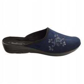 Scarpe da donna Befado pu 552D005 blu navy 6