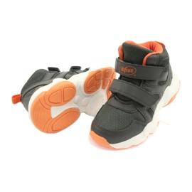 Scarpe per bambini Befado 516X050 arancia grigio 4