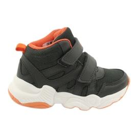 Scarpe per bambini Befado 516X050 arancia grigio 1