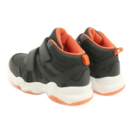 Scarpe per bambini Befado 516X050 arancia grigio 5