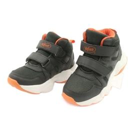 Scarpe per bambini Befado 516X050 arancia grigio 3