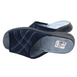 Le scarpe Befado da donna possono 442D147 blu 5