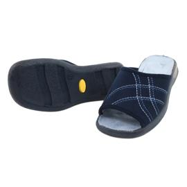 Le scarpe Befado da donna possono 442D147 blu 4