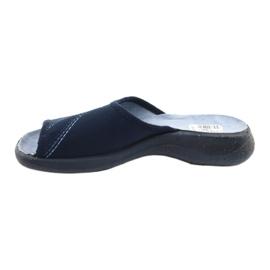 Le scarpe Befado da donna possono 442D147 blu 2