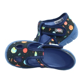 Scarpe per bambini Befado 533P011 marina 5