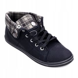 Sneakers alte Konwers DD52 Nere nero 1