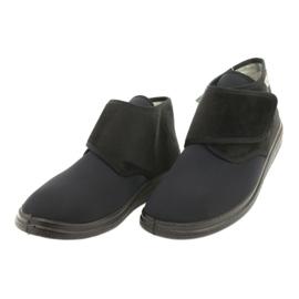 Scarpe da donna Befado pu 522D002 nero 3