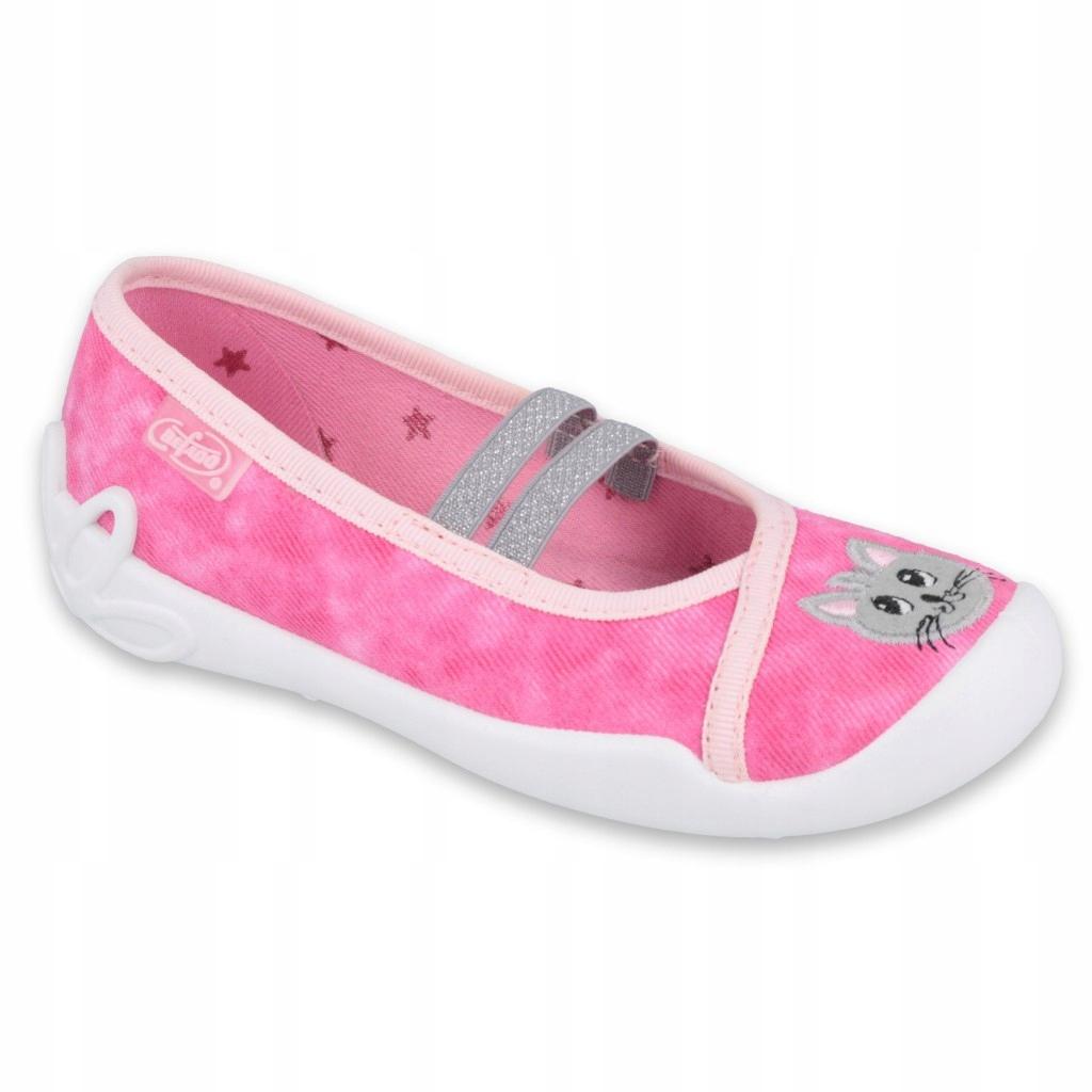 miniatura 2 - Scarpe per bambini Befado 116X290 rosa argento grigio