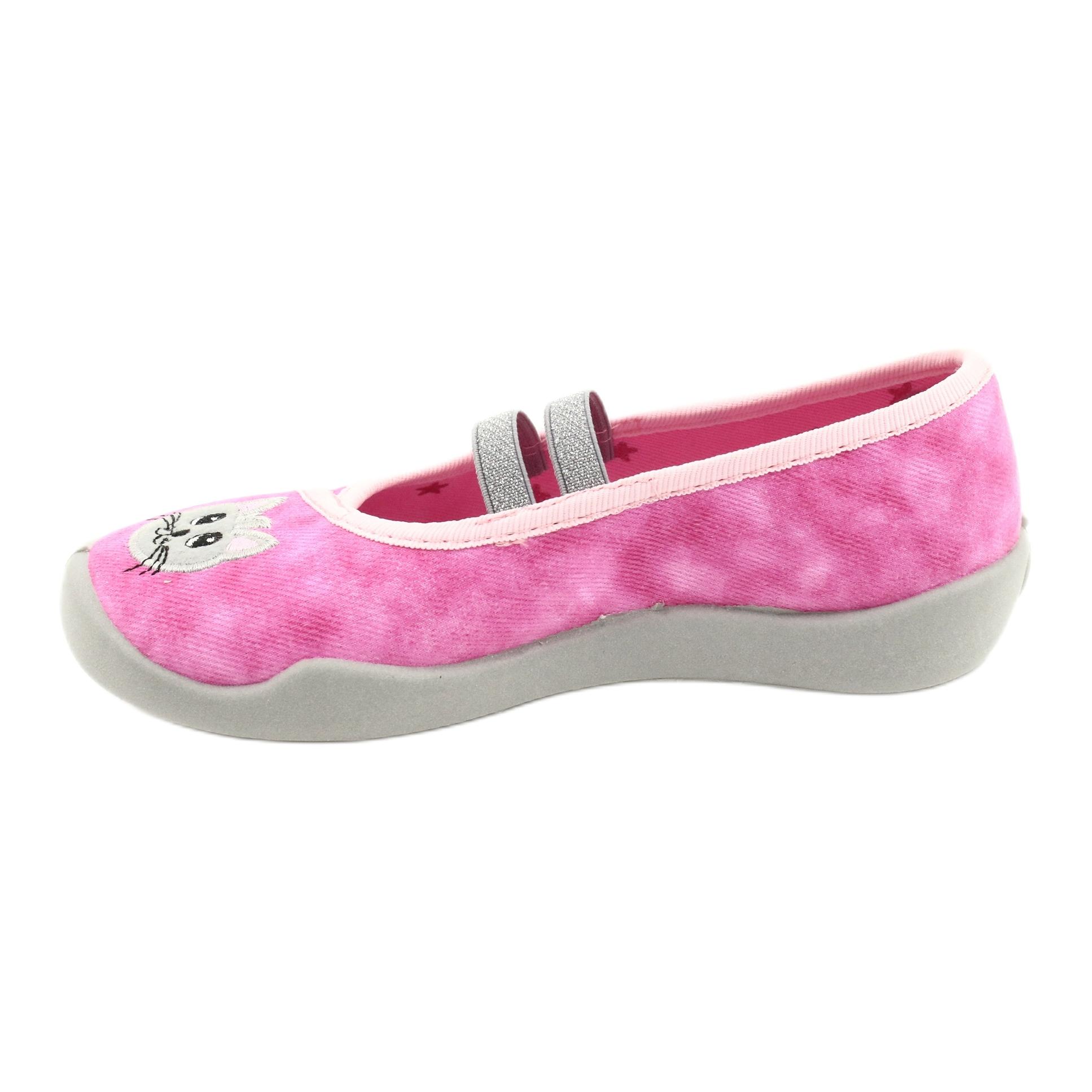 miniatura 3 - Scarpe per bambini Befado 116X290 rosa argento grigio