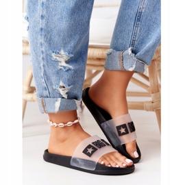 Pantofole da donna Big Star FF274A200 Nere incolore nero 1