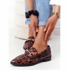 S.Barski Mocassini eleganti da donna S. Barski Leopard marrone 3
