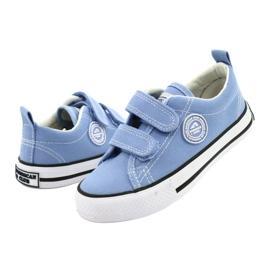 Sneakers blu americane American Club LH64 / 21 3