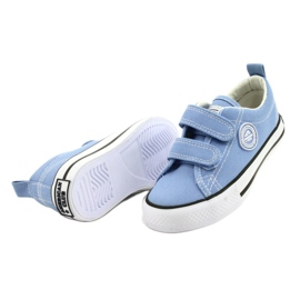 Sneakers blu americane American Club LH64 / 21 2