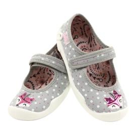Ballerine bambina BLANCA BEFADO 114X425 bianco rosa grigio 3