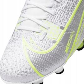 Scarpe da calcio Nike Mercurial Superfly 8 Academy FG / MG M CV0843 107 bianco 2