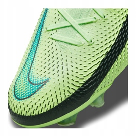 Scarpa da calcio Nike Phantom Gt Elite Dynamic Fit Fg M CW6589 303 multicolore verde 2