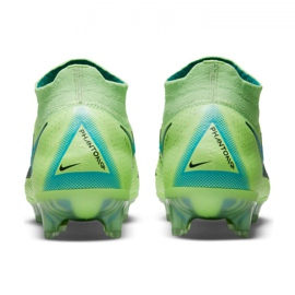 Scarpa da calcio Nike Phantom Gt Elite Dynamic Fit Fg M CW6589 303 multicolore verde 3